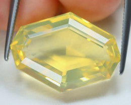 Jelly Opal 9.60Ct Master Cut Natural Mexican Jelly Opal B1207