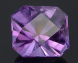 3.60 CT Natural Gorgeous Color Fancy Cut Amethyst A.Q