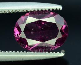Lovely Cut 1.35 ct Pinkish Garnet