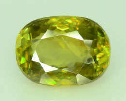 Rare AAA Fire 2.45 ct Sphene~K