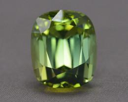 14.65 Carat Natural Afghanistan Green Tourmaline