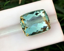 19.60 Carats Aquamarine Gemstone