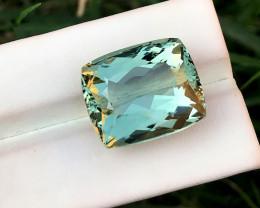 19.60 Carats Aquamarine Gemstone