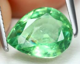 Kyanite 2.08Ct Pear Cut Natural Untreated Green Color Kyanite B1281