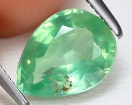 Kyanite 1.67Ct VS2 Pear Cut Natural Untreated Green Color Kyanite B1283