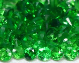 Tsavorite 1.27Ct Calibrate 1.20mm Natural Green Tsavorite Garnet AB1379