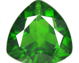 2.65 Cts Natural Green Color Chrome Diopside Loose Gemstone