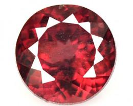 1.16 Cts Unheated Natural Cherry Pinkish Red Rhodolite Garnet Gemstone