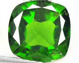 Chrome Diopside 1.62 Cts Natural Green Color Loose Gemstone