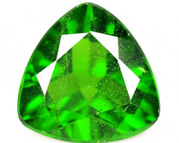 2.54 Cts Natural Green Color Chrome Diopside Loose Gemstone