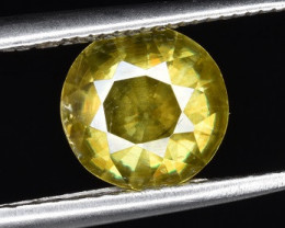 Top Fire Sphene Gem 1.085 CTS