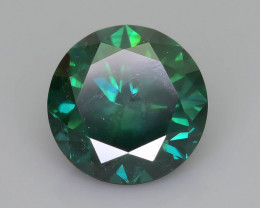 Green Diamond 1.21 ct Top Grade Brilliance SKU-25