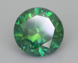 Green Diamond 1.03 ct Top Grade Brilliance SKU-25