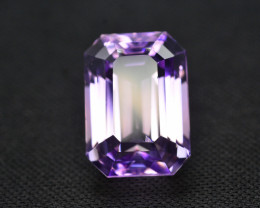 Quality Cutting  17.30 Ct Sparkling Color Natural Amethyst