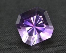 Quality Cutting  19.45 Ct Sparkling Color Natural Amethyst