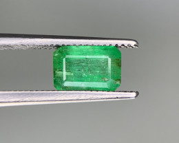 1.08 Carats  Natural Emerald Gemstone
