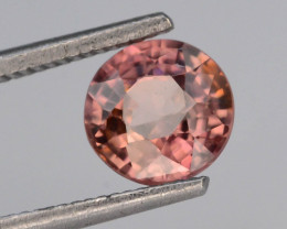 Pink Color 1.25 ct AAA Brilliance Natural Zircon ~ Cambodia