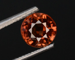 Brown Color 1.0 ct AAA Brilliance Natural Zircon ~ Cambodia