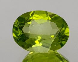 1.88Crt Peridot  Natural Gemstones JI24