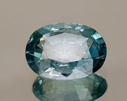 1.92Crt Blue Zircon Natural Gemstones JI24