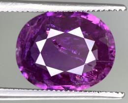 6.48 Cts Natural purple  Sapphire Gemstone