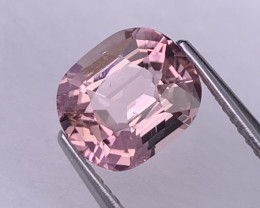 2.66 Cts AAA Grade Baby Pink Natural Tourmaline Afghanistan