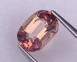 1.91 Cts AAA Grade Afghanistan Light Salmon Pink Natural Tourmaline