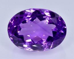 16.15 Crt Amethyst  Faceted Gemstone (Rk-17)