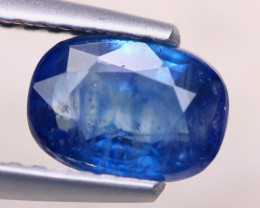 1.47ct Natural Blue Sapphire Oval Cut Lot V8178