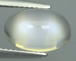 2.15 CTS BEAUTIFUL NATURAL TOP GRADE OVAL MOONSTONE~EXCELLENT!!