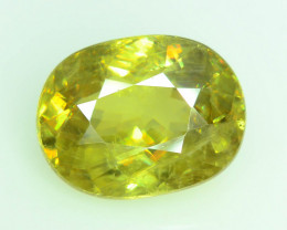 Rare AAA Fire 2.30 ct Sphene~K