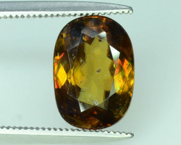 Rare AAA Fire 2.85 ct Sphene~K