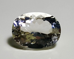 5.6 Stunning Eye-clean Brilliant Cut Quartz 5.6Cts - Pakistan#333