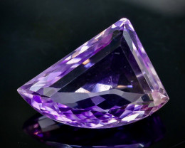 15.26 Crt Natural  Ametrine Faceted Gemstone.( AB 43)