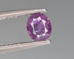 Natural Sapphire 0.68 Cts from Kashmir, Pakistan