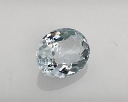 1.77 ct Aquamarine - Untreated