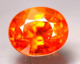 Fanta Garnet 4.45Ct Natural Orange Fanta Garnet E2211/B34