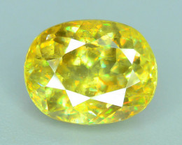 Rare AAA Fire 2.15 ct Sphene