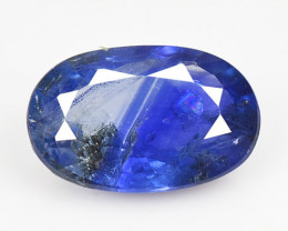 1.26 Cts Amazing Rare Natural Fancy Blue Sapphire Loose Gemstone