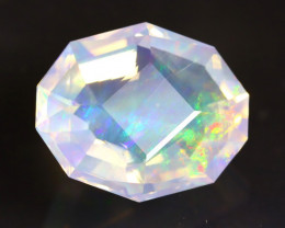 Jelly Opal 5.36Ct Master Cut Natural Mexican Jelly Opal B1525