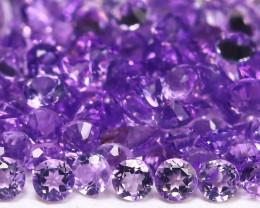 Amethyst 2.39Ct Calibrate 1.5mm Natural Purple Amethyst Lot B1529