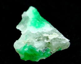 NR!!!! 41.10 CTs Natural - Unheated Green Emerald Specimen ( Not Oiled)