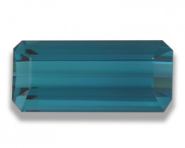 10.75 CT Indicolite tourmaline AAA Color Master Cut  !! - IT63