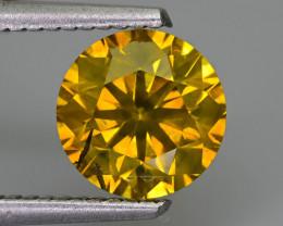 Yellow Diamond 2.05 ct Top Grade Brilliance SKU-26