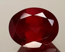 4.15Crt Rhodolite Garnet  Natural Gemstones JI25