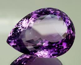 39.95Crt Natural Amethyst  Natural Gemstones JI25