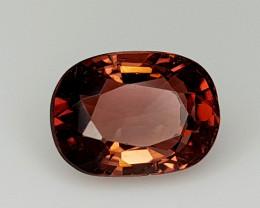 1.19Crt Pink Tourmaline Natural Gemstones JI25