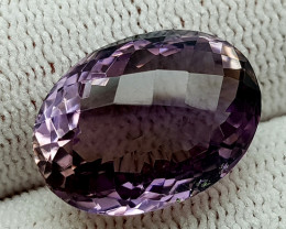 13.93CT BOLIVIAN AMETRINE BEST QUALITY GEMSTONE IIGC50