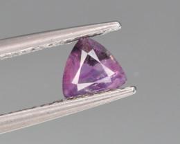 Natural Sapphire 0.61 Cts from Kashmir, Pakistan