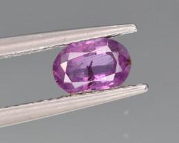 Natural Sapphire 0.87 Cts from Kashmir, Pakistan